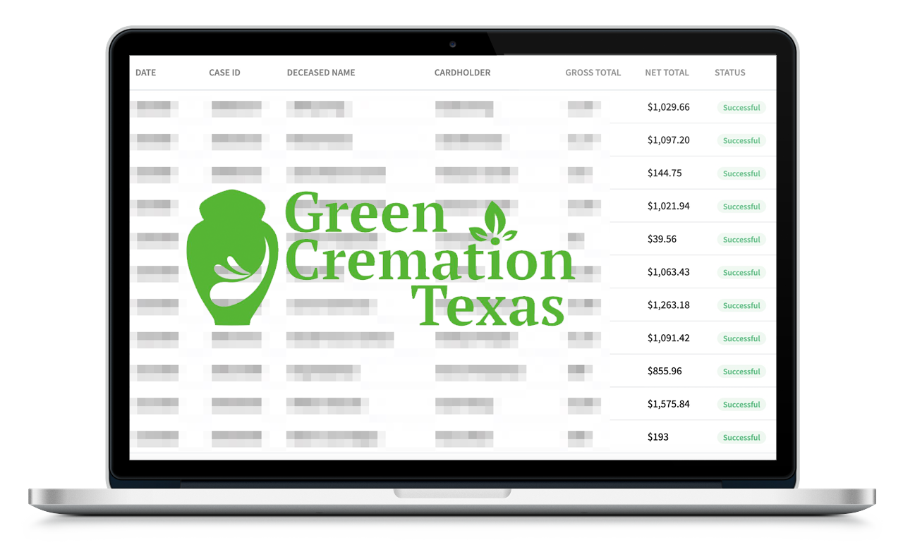 TestimonialsLaptopGreenCremationTexas